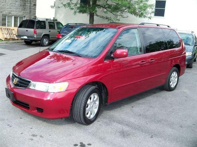 2003 honda odyssey ex for sale in pound ridge new york classified. Black Bedroom Furniture Sets. Home Design Ideas