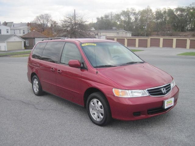 2003 honda odyssey ex for sale in sinking spring pennsylvania classified. Black Bedroom Furniture Sets. Home Design Ideas