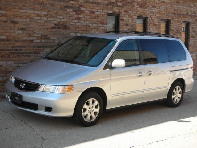 2003 honda odyssey ex for sale in dundee illinois classified. Black Bedroom Furniture Sets. Home Design Ideas