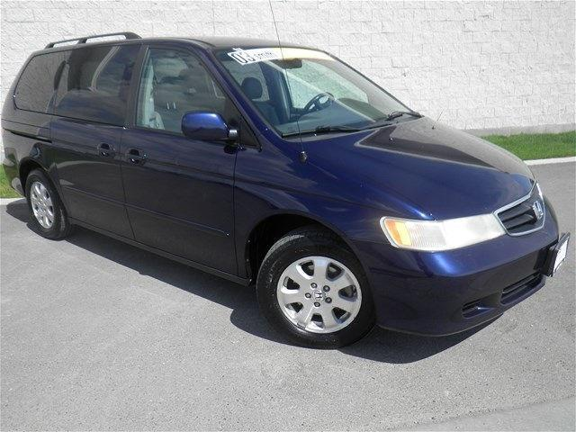 2003 honda odyssey ex l 4dr ex l mini van w leather for sale in idaho falls idaho classified. Black Bedroom Furniture Sets. Home Design Ideas