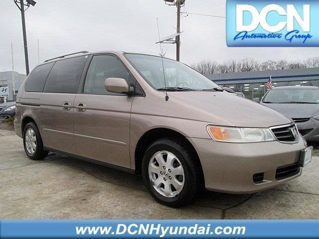 2003 Honda Odyssey EX-L w/DVD EX-L 4dr Mini-Van w/DVD
