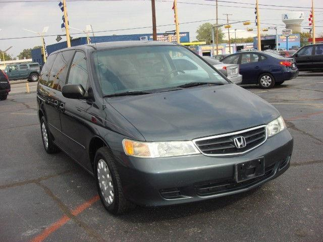 2003 honda odyssey lx for sale in arlington texas classified. Black Bedroom Furniture Sets. Home Design Ideas