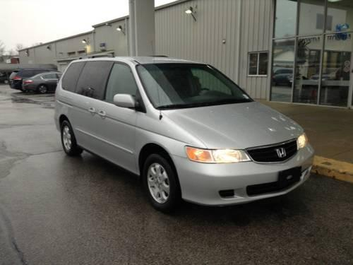 2003 honda odyssey mini van passenger ex l for sale in crystal lake illinois classified. Black Bedroom Furniture Sets. Home Design Ideas