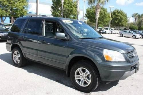 2003 honda pilot sport utility ex for sale in pinellas. Black Bedroom Furniture Sets. Home Design Ideas