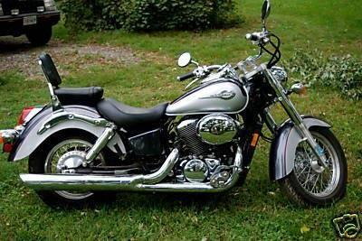 2003 Honda Shadow Ace 750 For Sale In Snell Virginia Classified
