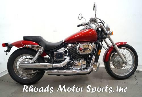 2003 honda shadow spirit 750 vin704781 2003 honda shadow motorcycle in loudon nh. Black Bedroom Furniture Sets. Home Design Ideas