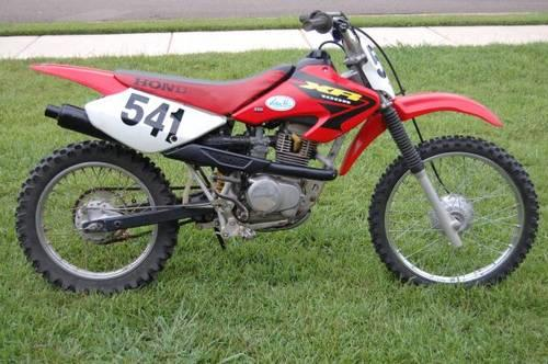 2003 honda xr 100 for sale in brandon mississippi for Honda of brandon
