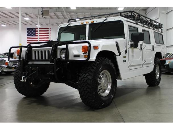 2003 hummer h1 for sale in kentwood michigan classified. Black Bedroom Furniture Sets. Home Design Ideas