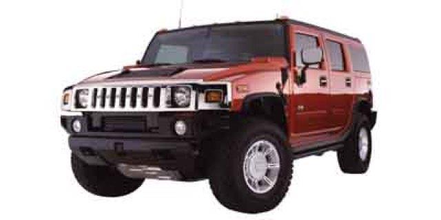 2003 HUMMER H2 Base 4dr 4WD SUV
