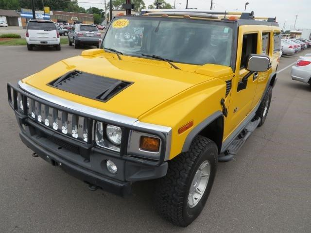 2003 hummer h2 base grand rapids mi for sale in wyoming michigan classified. Black Bedroom Furniture Sets. Home Design Ideas