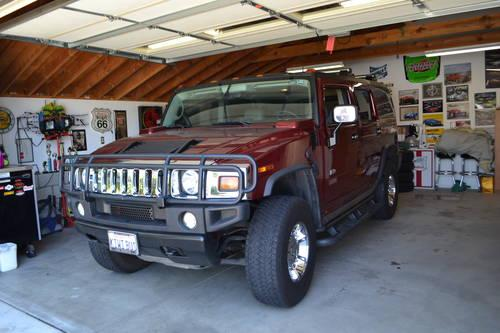 2003 Hummer H2 Luxury Package For Sale In Riverside California Classified