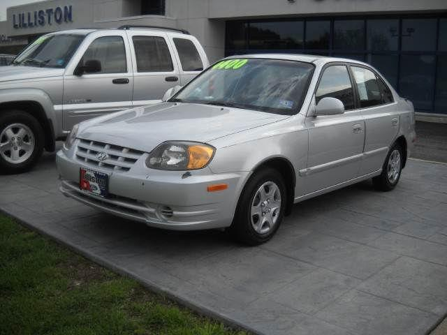 2003 hyundai accent gl for sale in vineland new jersey. Black Bedroom Furniture Sets. Home Design Ideas