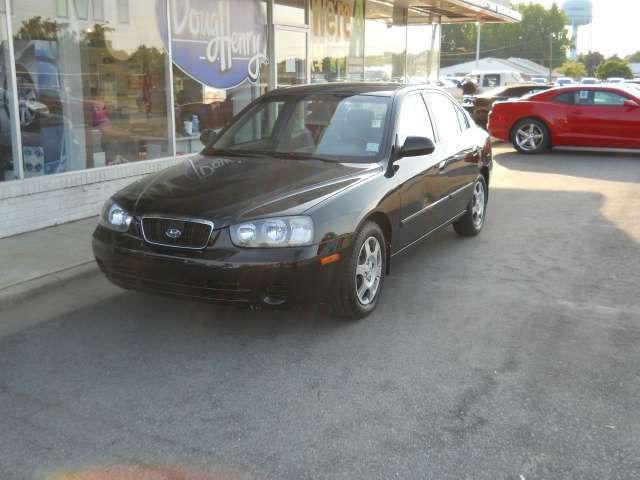 2003 Hyundai Elantra GLS for Sale in Farmville North