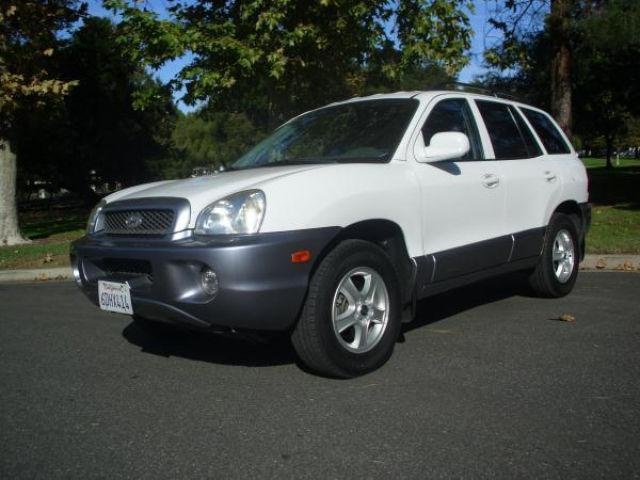 2003 hyundai santa fe for sale in thousand oaks california classified. Black Bedroom Furniture Sets. Home Design Ideas