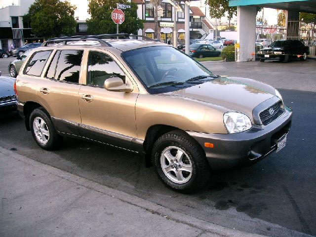 2003 hyundai santa fe for sale in sherman oaks california classified. Black Bedroom Furniture Sets. Home Design Ideas