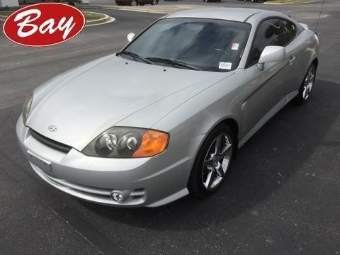 2003 HYUNDAI TIBURON 2 DOOR COUPE