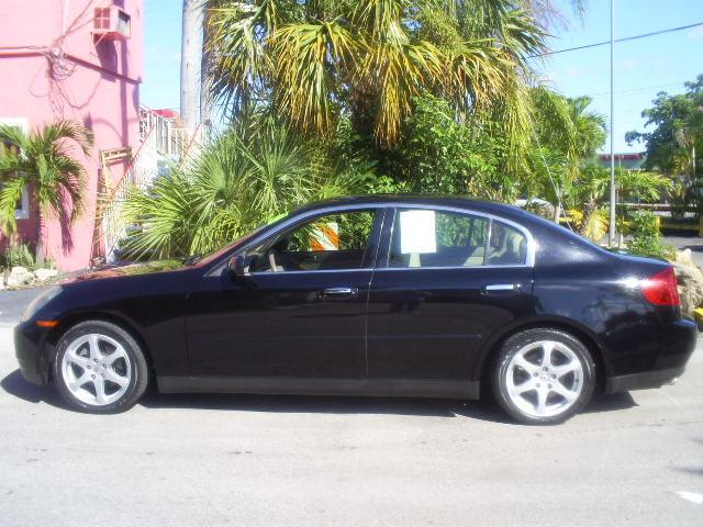 2003 infiniti g35 for sale in fort lauderdale florida classified. Black Bedroom Furniture Sets. Home Design Ideas
