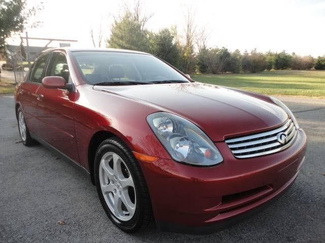2003 infiniti g35 for sale in louisville kentucky classified. Black Bedroom Furniture Sets. Home Design Ideas