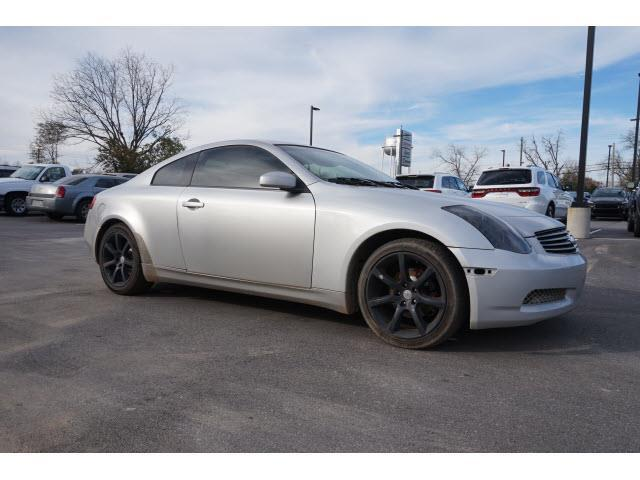 2003 infiniti g35 base 2dr coupe w leather for sale in jackson georgia classified. Black Bedroom Furniture Sets. Home Design Ideas