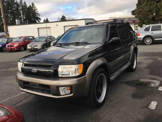 2003 infiniti qx4 base 4wd 4dr suv for sale in marysville washington classified. Black Bedroom Furniture Sets. Home Design Ideas