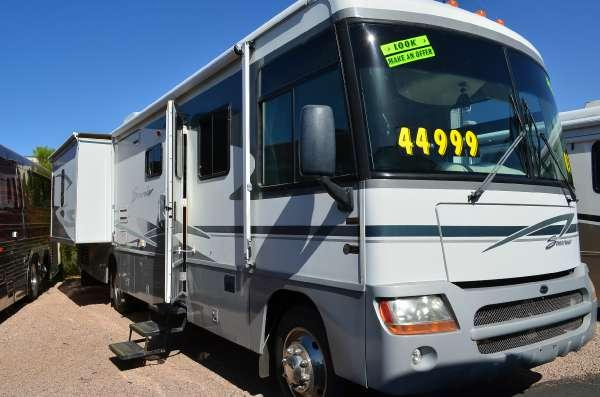 2003 Itasca Suncruiser For Sale In Mesa Arizona