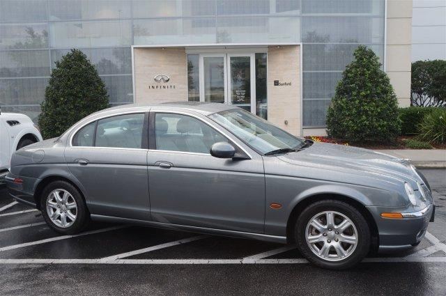 2003 Jaguar S-Type 3.0 3.0 4dr Sedan
