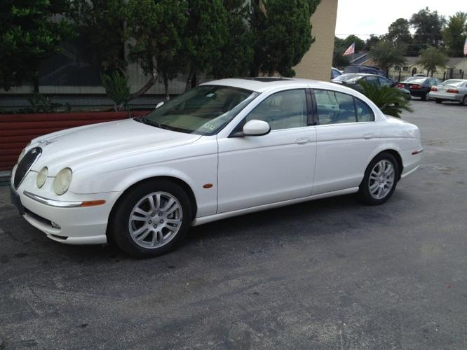 2003 jaguar s type 4dr sdn v8 for sale in houston texas. Black Bedroom Furniture Sets. Home Design Ideas