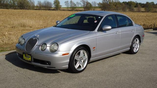 2003 jaguar s type r for sale in shell rock iowa. Black Bedroom Furniture Sets. Home Design Ideas