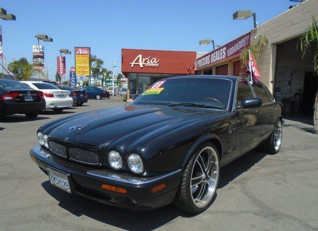 2003 jaguar xjr super charged for sale in south gate. Black Bedroom Furniture Sets. Home Design Ideas