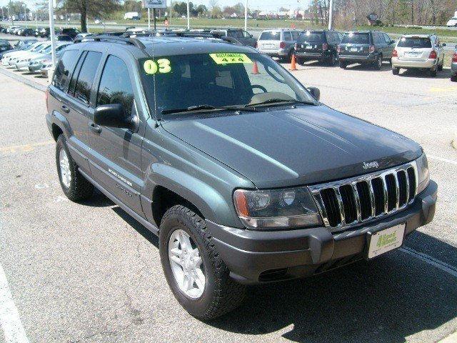 2003 jeep grand cherokee laredo for sale in dover delaware classified. Black Bedroom Furniture Sets. Home Design Ideas