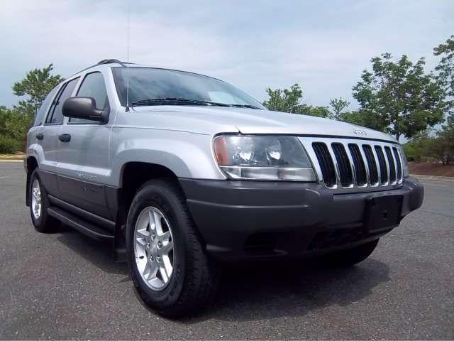 2003 jeep grand cherokee laredo for sale in fredericksburg virginia classified. Black Bedroom Furniture Sets. Home Design Ideas
