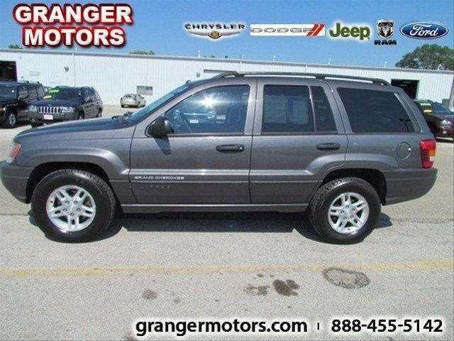 2003 jeep grand cherokee laredo for sale in granger iowa. Black Bedroom Furniture Sets. Home Design Ideas