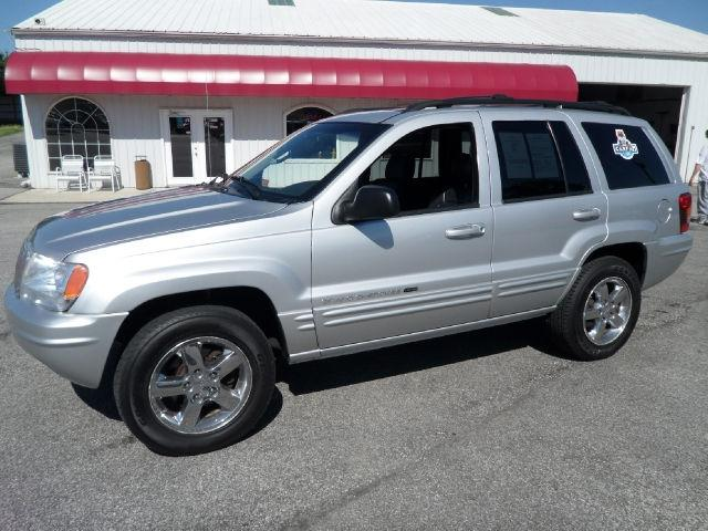 2003 jeep grand cherokee limited for sale in cloverdale indiana classified. Black Bedroom Furniture Sets. Home Design Ideas