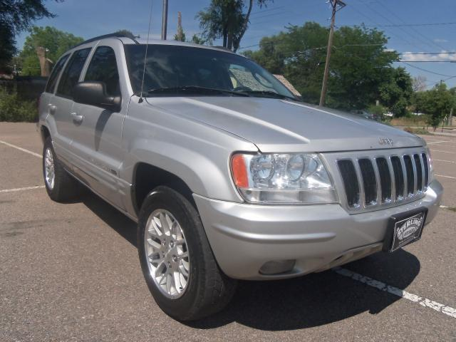 2003 jeep grand cherokee limited for sale in franktown colorado classified. Black Bedroom Furniture Sets. Home Design Ideas