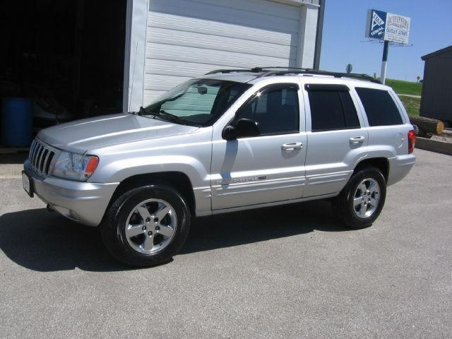 2003 jeep grand cherokee limited for sale in atlantic iowa classified. Black Bedroom Furniture Sets. Home Design Ideas
