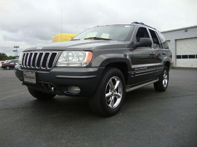 2003 Jeep Grand Cherokee Overland For Sale In Kernersville