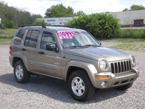 2003 jeep liberty limited 4wd for sale in butler pennsylvania classified. Black Bedroom Furniture Sets. Home Design Ideas