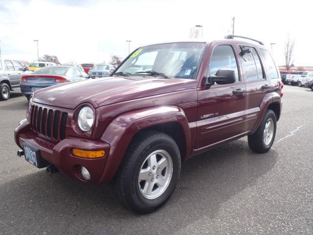 2003 jeep liberty limited for sale in salem oregon classified. Black Bedroom Furniture Sets. Home Design Ideas