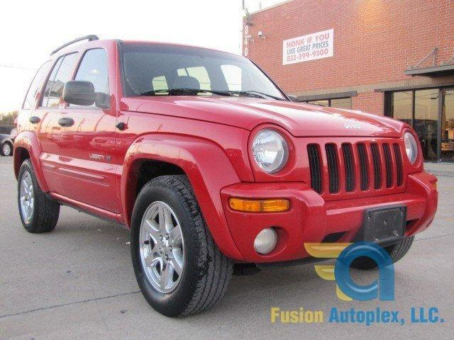 2003 jeep liberty limited for sale in houston texas classified. Black Bedroom Furniture Sets. Home Design Ideas