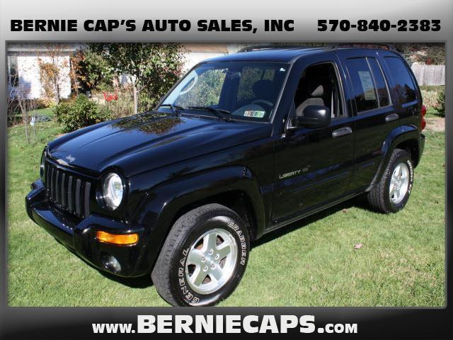 2003 jeep liberty limited for sale in old forge pennsylvania classified. Black Bedroom Furniture Sets. Home Design Ideas