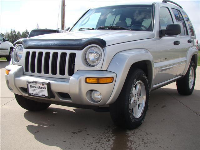 2003 jeep liberty limited for sale in bettendorf iowa classified. Black Bedroom Furniture Sets. Home Design Ideas