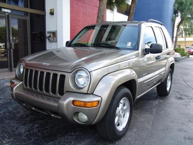 2003 jeep liberty limited for sale in hollywood florida classified. Black Bedroom Furniture Sets. Home Design Ideas