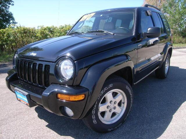 2003 jeep liberty limited for sale in hiawatha iowa classified. Black Bedroom Furniture Sets. Home Design Ideas