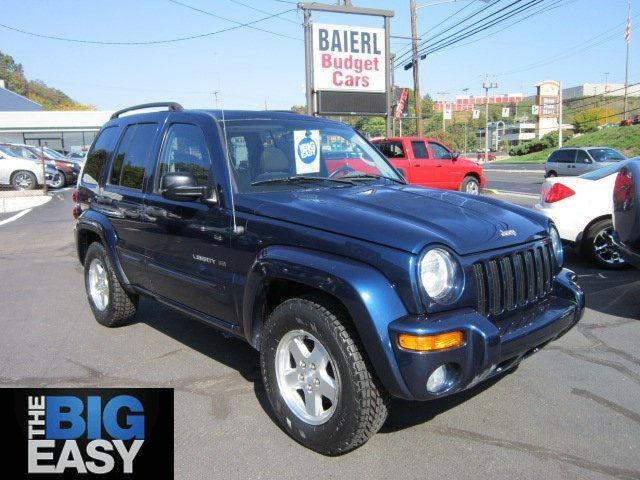 2003 jeep liberty limited for sale in pittsburgh pennsylvania classified. Black Bedroom Furniture Sets. Home Design Ideas