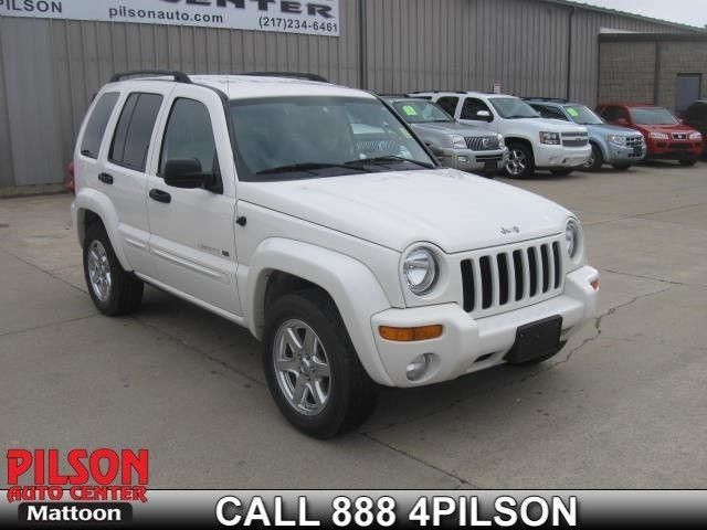 2003 jeep liberty limited for sale in mattoon illinois classified. Black Bedroom Furniture Sets. Home Design Ideas