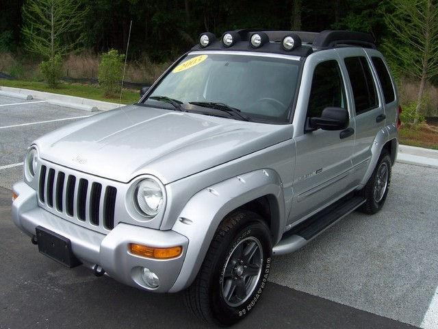 2003 jeep liberty renegade for sale in hilton head island south carolina classified. Black Bedroom Furniture Sets. Home Design Ideas