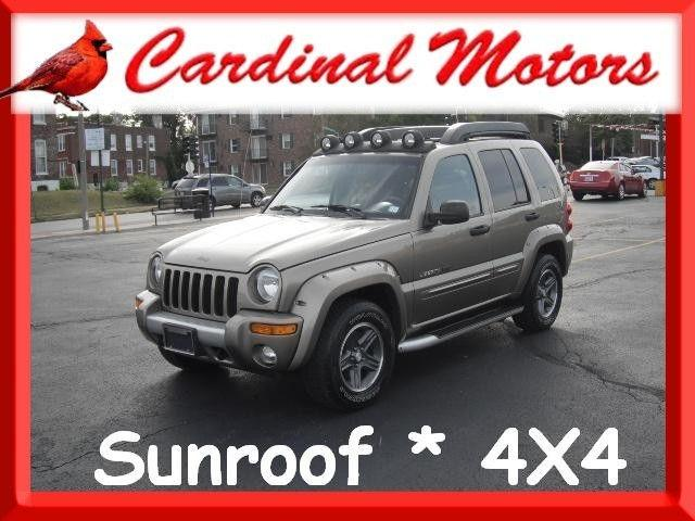 2003 jeep liberty renegade for sale in saint louis missouri classified. Black Bedroom Furniture Sets. Home Design Ideas