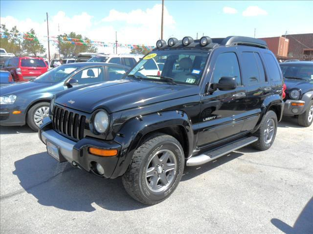 2003 jeep liberty renegade for sale in el paso texas classified. Black Bedroom Furniture Sets. Home Design Ideas