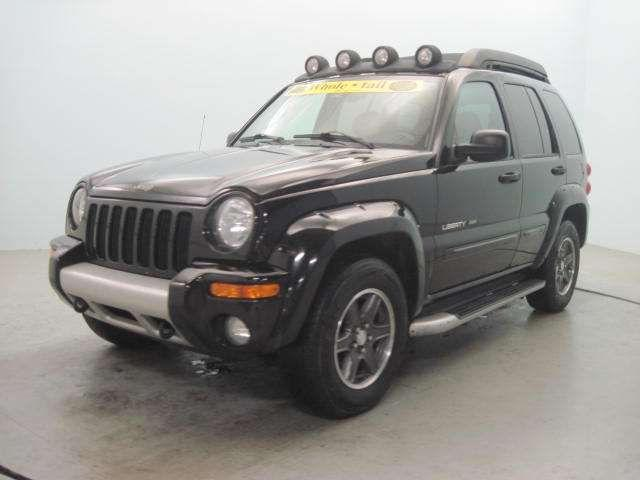 2003 jeep liberty renegade for sale in louisville kentucky classified. Black Bedroom Furniture Sets. Home Design Ideas