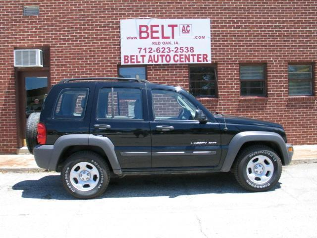 2003 jeep liberty sport for sale in red oak iowa classified. Black Bedroom Furniture Sets. Home Design Ideas